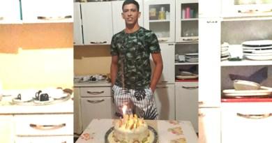 """Pinheirense """"Zeca"""" de 27 anos, está desaparecido há 8 dias em João Pinheiro e família pede ajuda para encontrá-lo"""