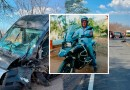 Pinheirense morre após colidir motocicleta contra Van no estado da Bahia