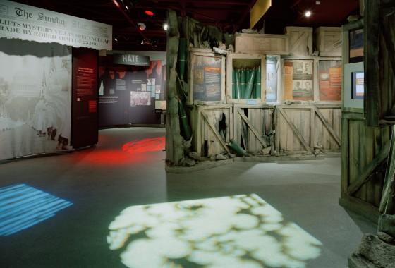 Exhibits International Museum Spy