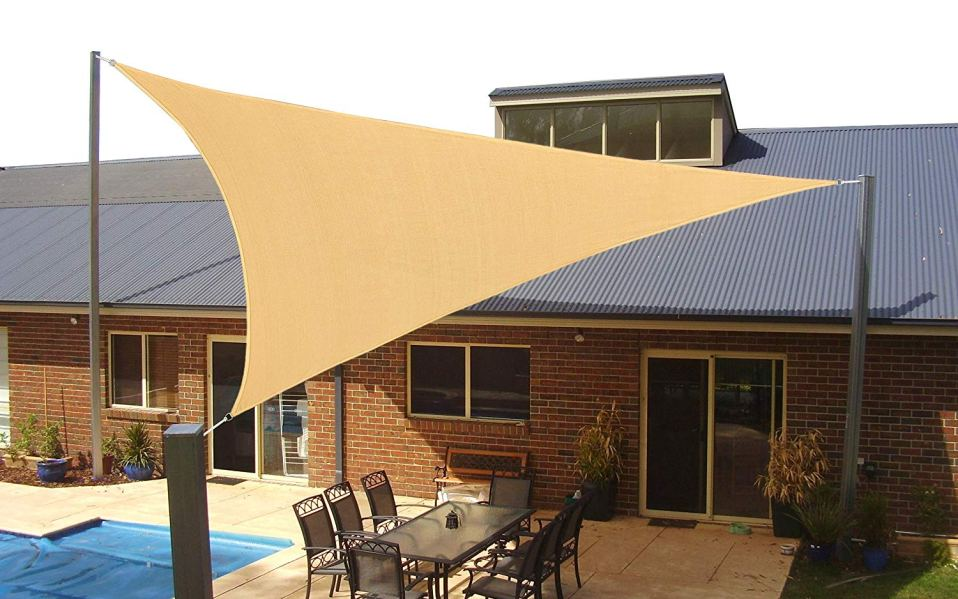 sun shade sails outdoor covers for