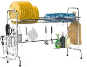 ipegtop expandable drying rack