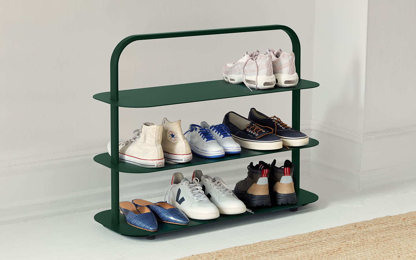 10 top rated affordable shoe racks