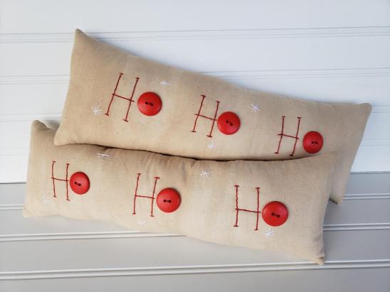 christmas pillows primitivemarketplace