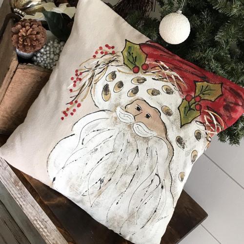 christmas pillows slippingicedtea