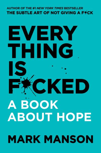 Everything is F*cked book, cheap Christmas gifts