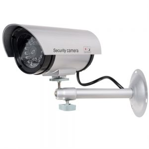 WALI-Bullet-Dummy-Fake-Surveillance-Security-CCTV-Dome-Camera-Review