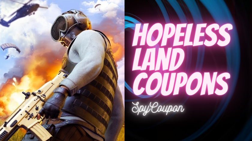 Hopeless Land coupons