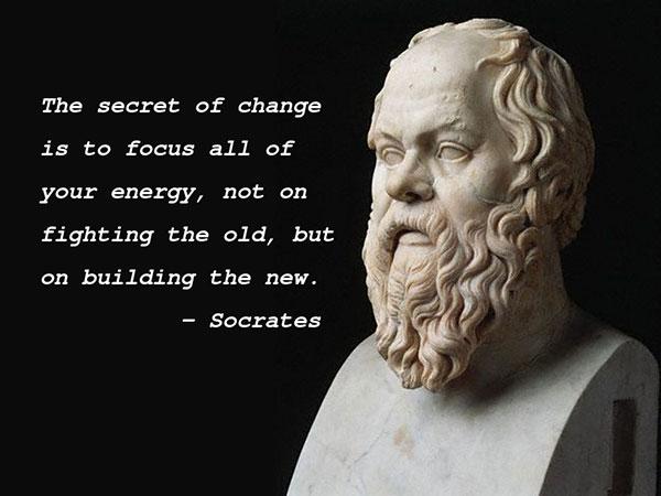 Socrates Quote « spydersden