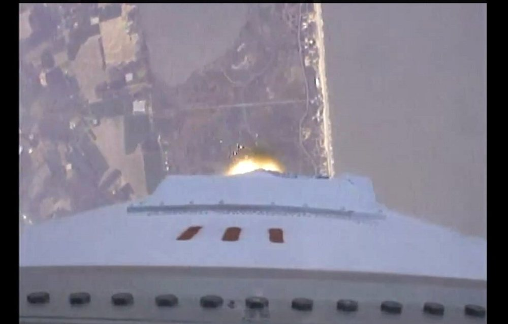 Antares Is Launched! (4/6)
