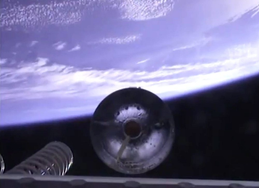 Antares Is Launched! (5/6)