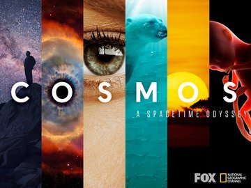 COSMOS: A Spacetime Odyssey (1/2)