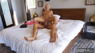 Bella Rose in Make-Up Sex Between Step Sis And Step Bro 19
