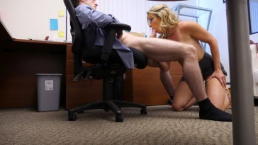 Cory Chase in Step-Son Sexually Harassed By Step-Mom At Work 9
