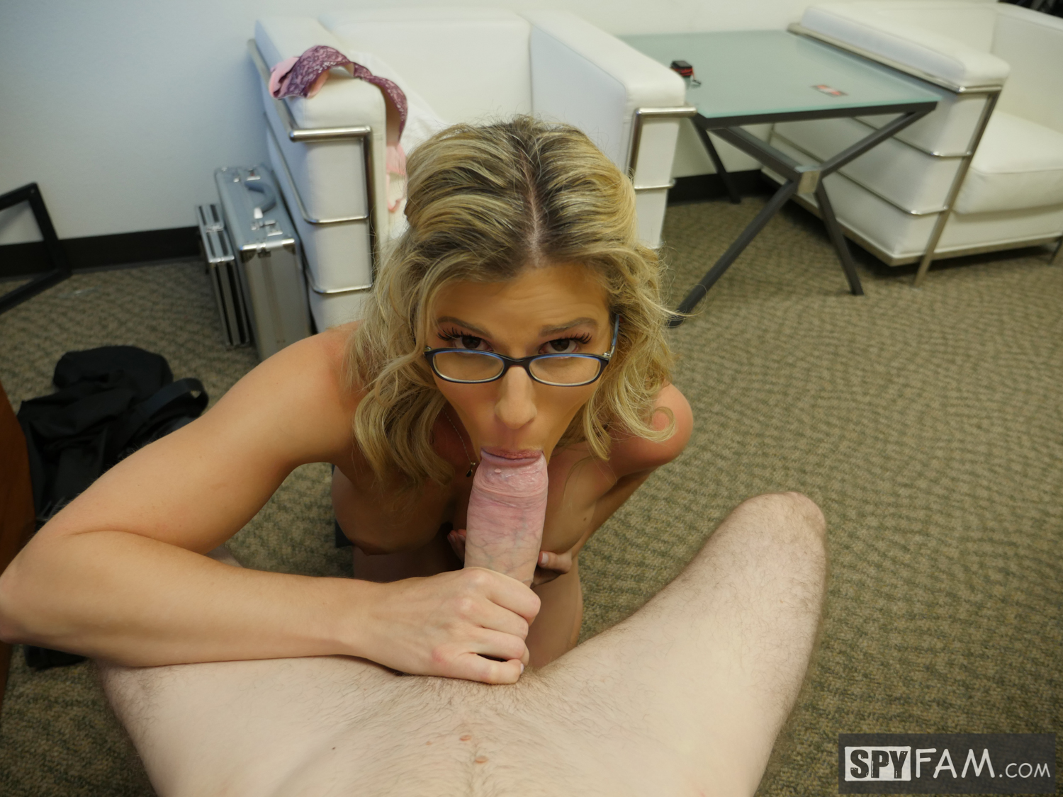 Cory Chase in Step-Son Sexually Harassed By Step-Mom At Work 10
