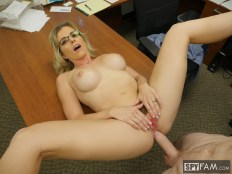 Cory Chase in Step-Son Sexually Harassed By Step-Mom At Work 12