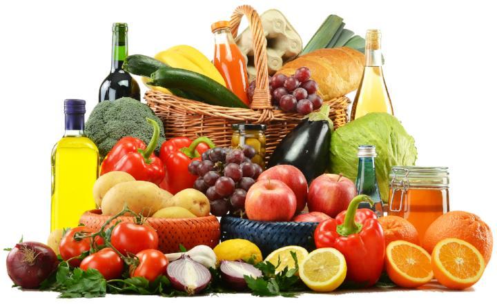 Health Fruits vegetables