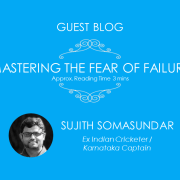 Mastering Fear of Failure