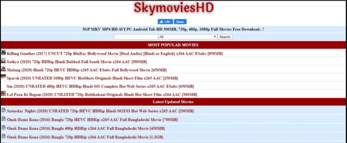 SkymoviesHD Download HD Movies