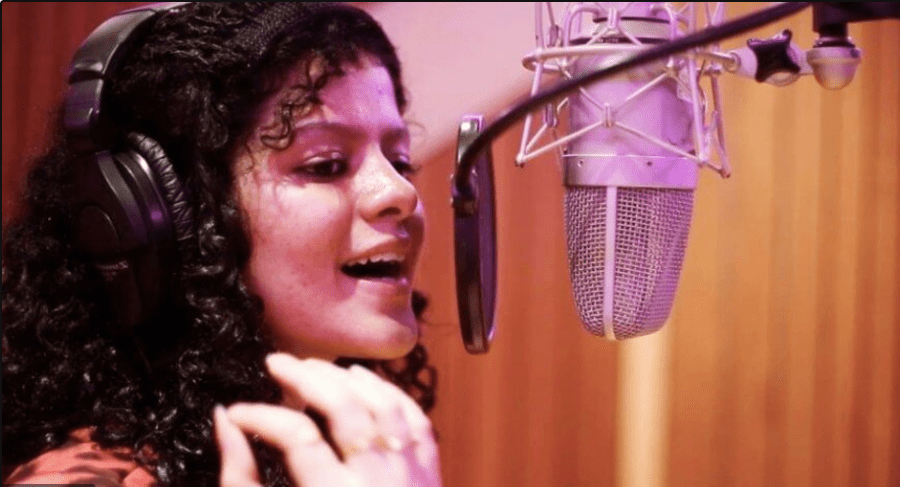 Image of Palak Muchhal Early Life
