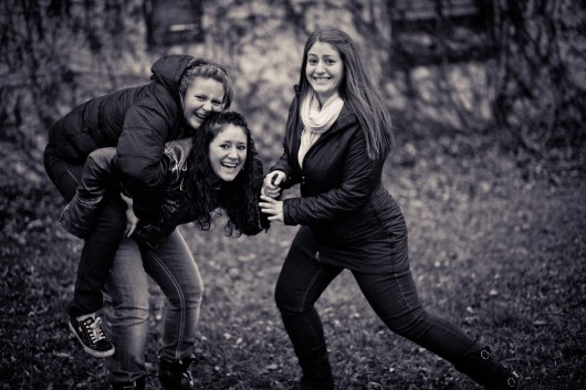 Marla, Amanda, & Hannah