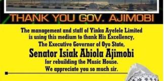 music house ayefele
