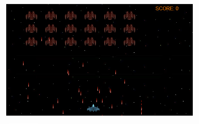 galaxy space tutorial html5 game development