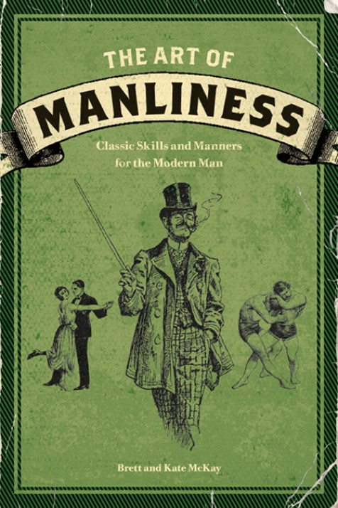 Manly Movember Book Cover
