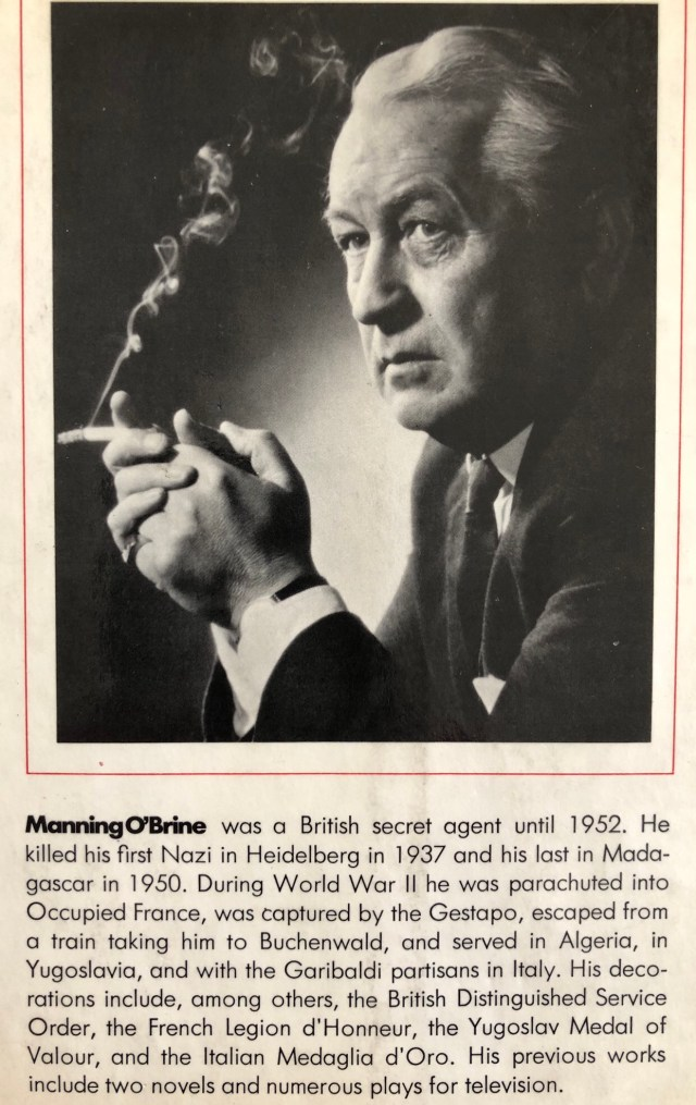 Manning O'Brine bio