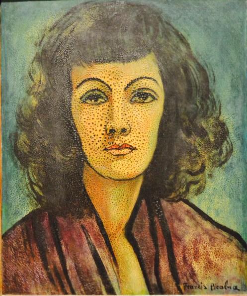 Portrait of a Woman — Francis Picabia
