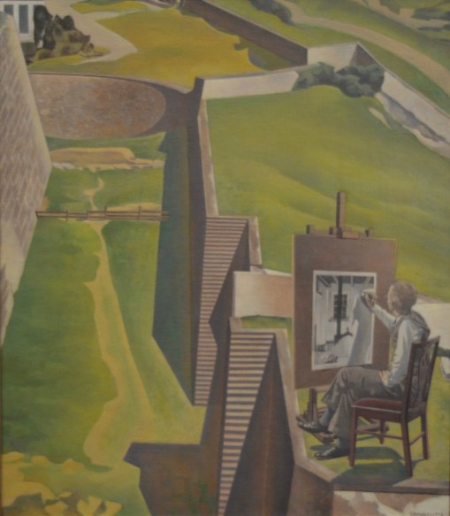 The Artist looks at Nature — Charles Sheeler