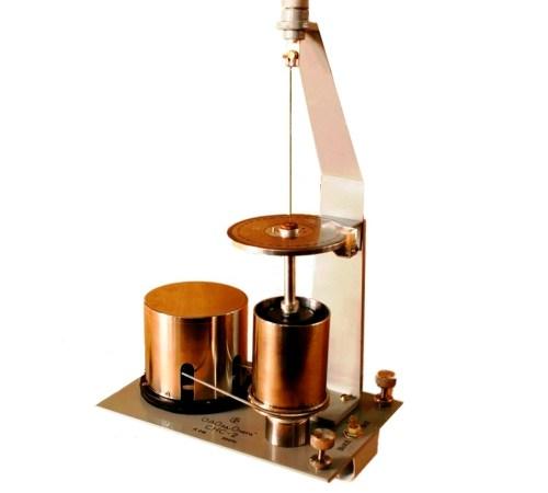 Прилад для визначення статичної напруги зсуву бурових розчинів СНЗ–2