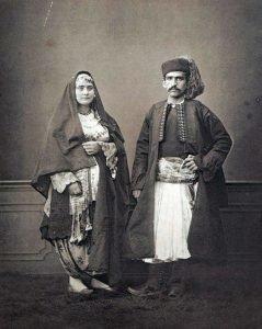 Çift mysliman, Shkodër, 1873