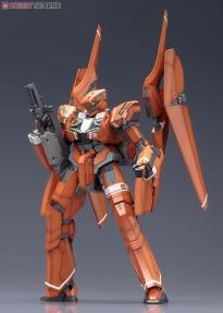 Model-Kits-KG-6-Sleipnir-berperang
