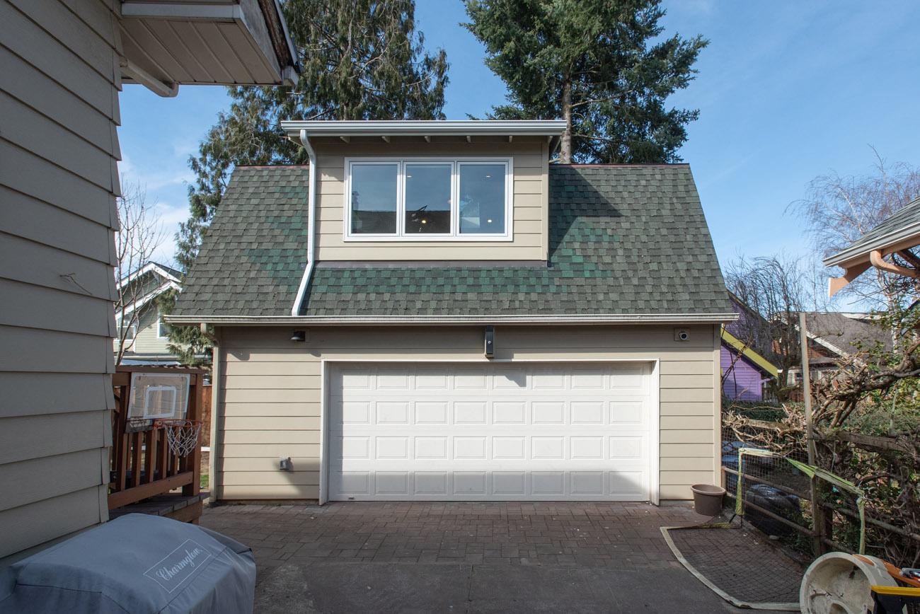 Garage Conversion Portland