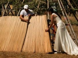 4. Mariel and Shawn Working.by JillJanvier