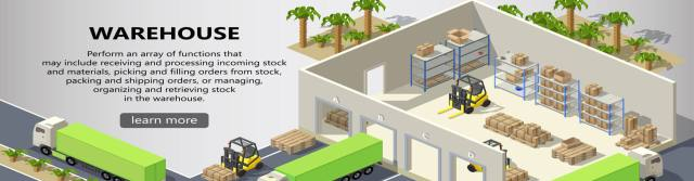 warehouse Dynamics 365