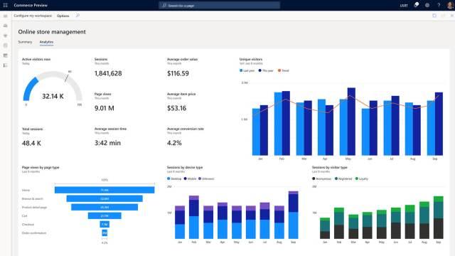 Dynamics 365 for e-Commerce