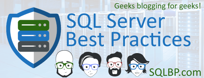 SQLBP Monthly