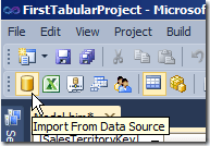 7 Import From Data Source Icon