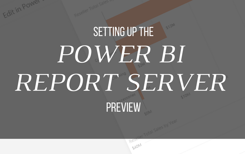 power bi report server preview