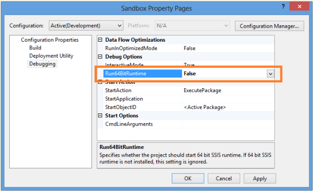 Visual-Studio-2008-Project-Properties-Run64BitRuntime