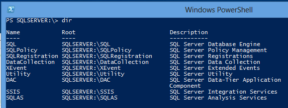 sqlps-root-directory
