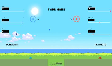 4 Tank Wars
