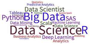 evolution to data science