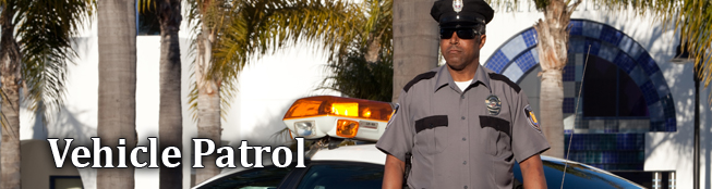 Vehicle Patrol Security | Guard & Patrol | Squadron Protective Services