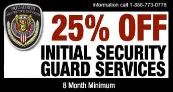squadron protective services