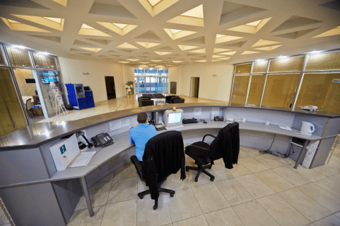 essentials of lobby security Escondido