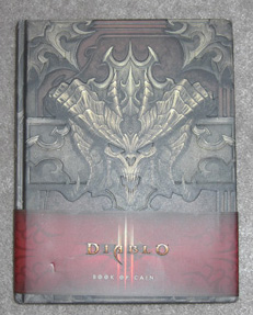 Cover Diablo III: Book of Cain Review Diablo III: Book of Cain Review Cover1