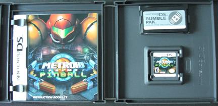 Rumble Pak Fits Forgotten Relics, DS Rumble Pak FORGOTTEN RELICS – DS Rumble Pak DS Rumble PakInside DS Case Full