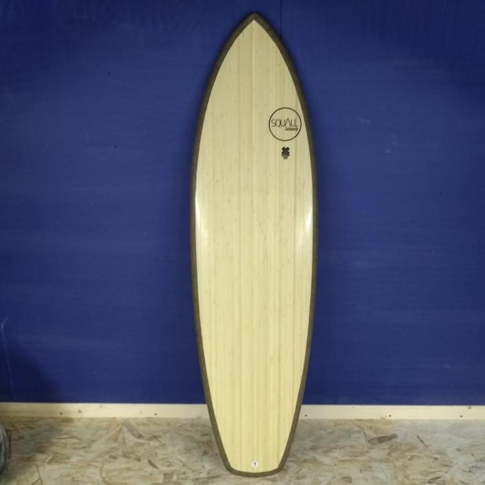 surf strapless papaya squall